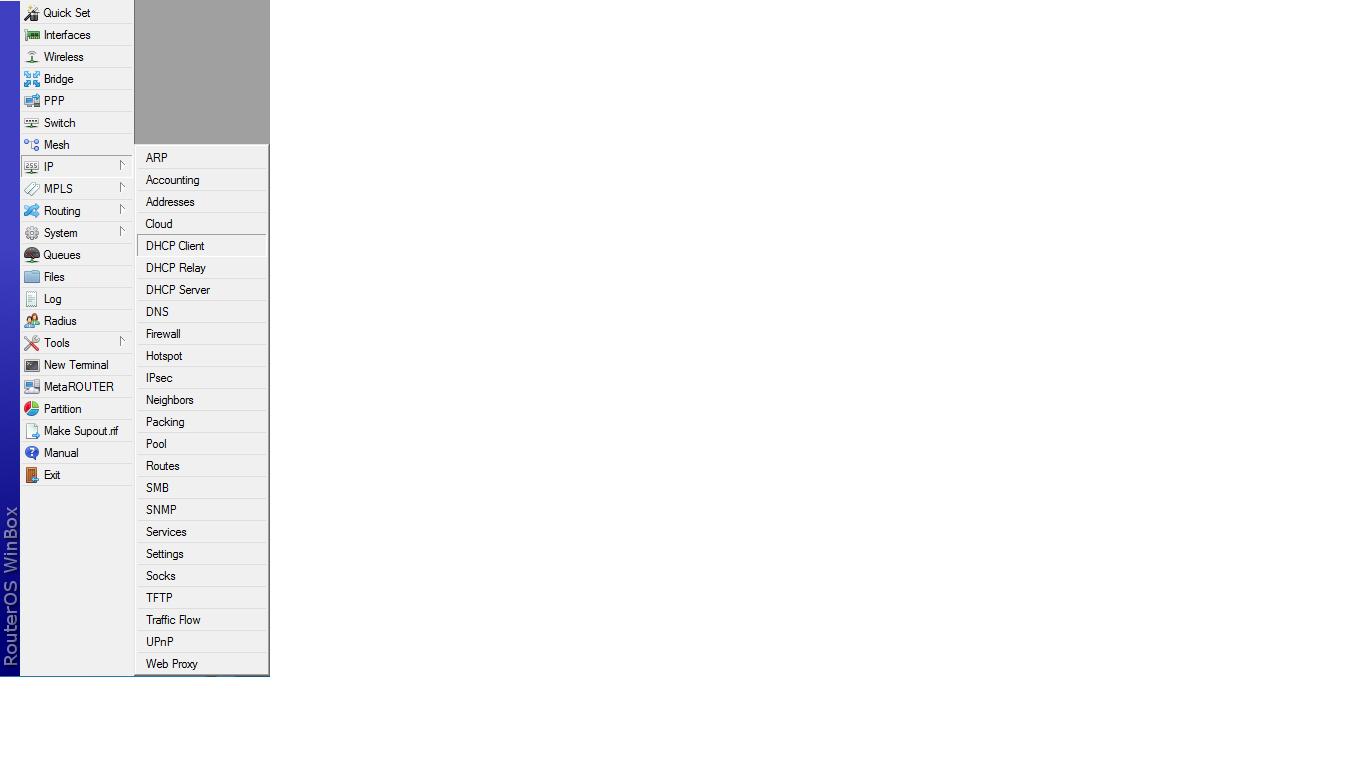RouterOS LTE – Taisto